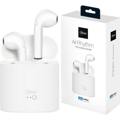Audífono bluetooth Air Rhythm blanco