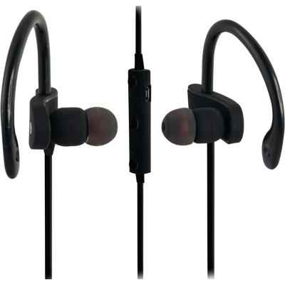 Audífono bluetooth Action Fit Ear-Clip negro