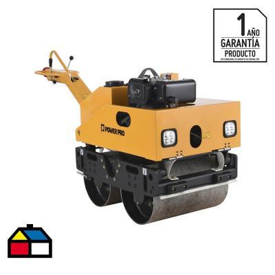 Rodillo compactador  10HP diesel