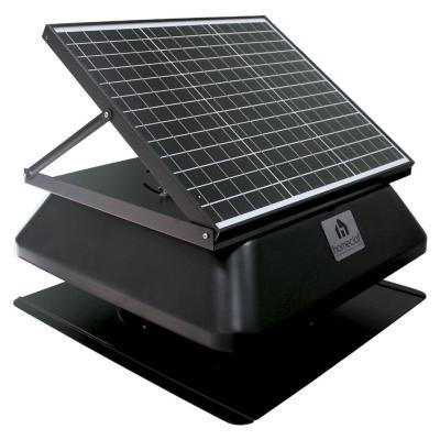 Extractor de aire solar para casa y ático 30w