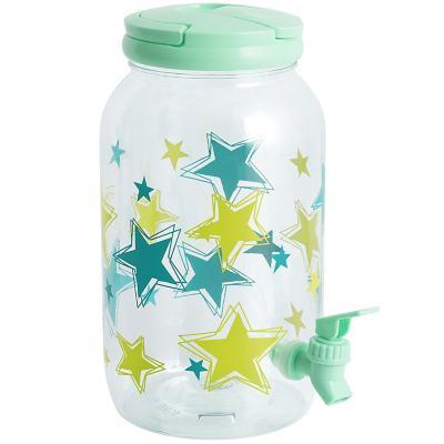 Dispensador plástico para líquido Estrella