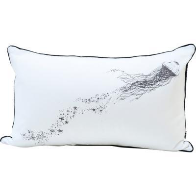 Cojín medusa algodón 30x50 cm