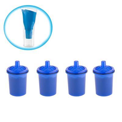 Pack 4 repuestos jarro purificador Sense azul