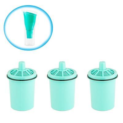 Pack 3 repuestos jarro purificador sense verde