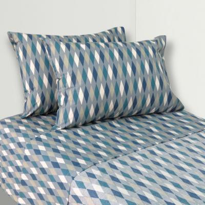 Juego de sábanas illusions 144 hilos mavi 2,5 plazas