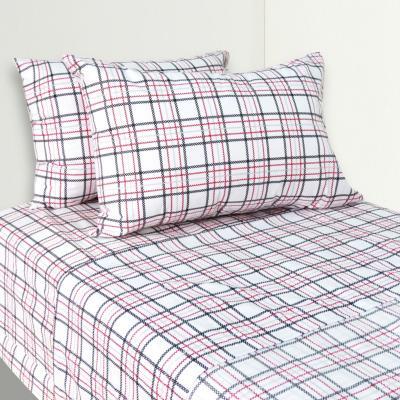 Juego de sábanas illusions 144 hilos tarkan 2 plazas