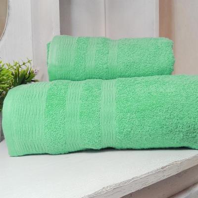Set toallas 500 gramos 2 piezas pistacho