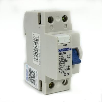 Interruptor diferencial 25a