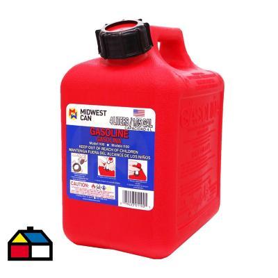 Bidón para gasolina 1 gl