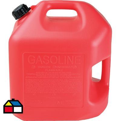 Bidón para gasolina 5 gl