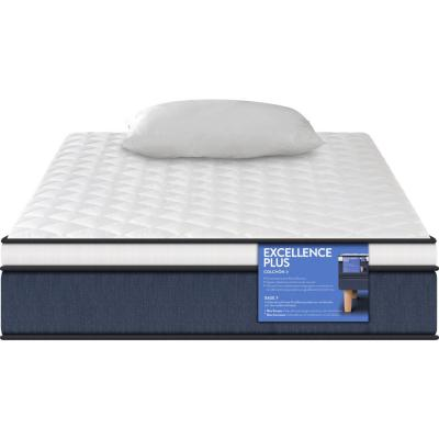 Colchón Excellence Plus 1.5 plazas long + almohada