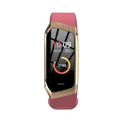 Smartband bi20 dorado/rosa