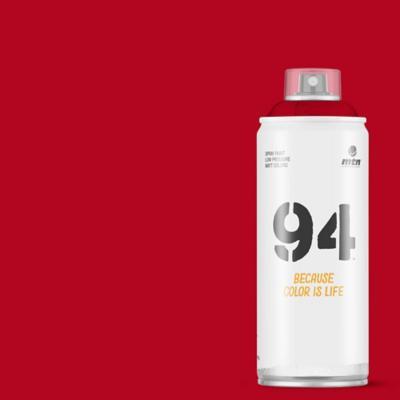 Spray mtn 94 rojo vivo 400 ml