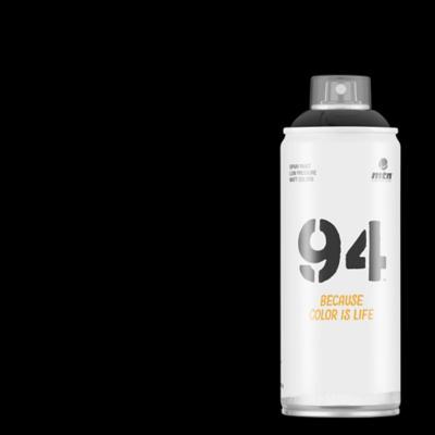 Spray mtn 94 negro 400 ml