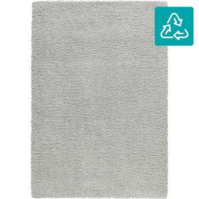 Alfombra shaggy dolce 120X170 cm gris