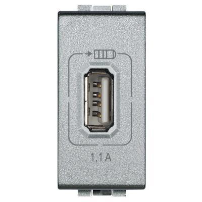 Cargador USB 1,1A tech
