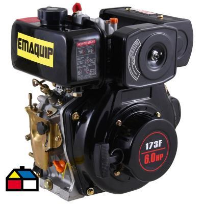 Motor a diesel 6 HP