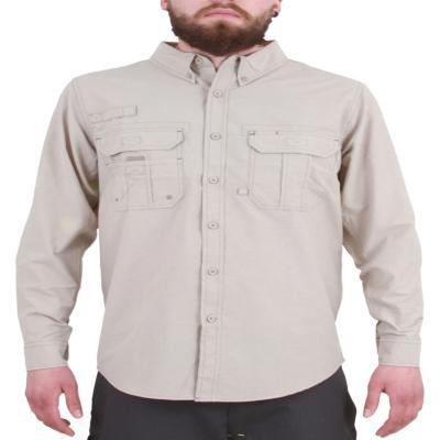 Camisa duck dry beige s