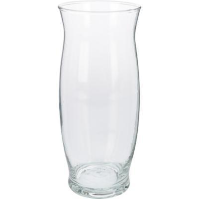 Florero vidrio aglo 25 cm