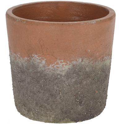 Macetero ceramica 14x13.5 cm