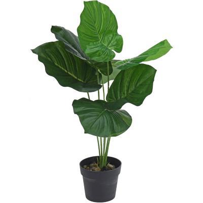 Planta artificial Monstera 43 cm Variedad de Colores