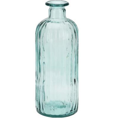 Botella vidrio mar 10x28 cm