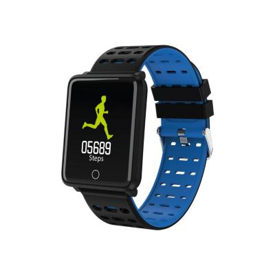 Smartwatch ri06 negro/azul