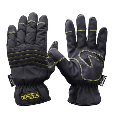 Guantes cold work 9 negro
