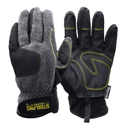 Guantes cold extreme 9 negro