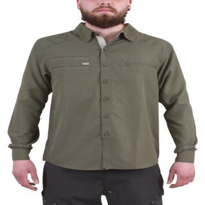 Camisa arizona verde oliva S