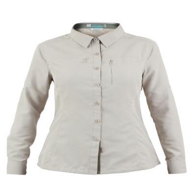 Camisa arizona mujer beige XS