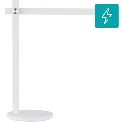 Lámpara de escritorio blanco