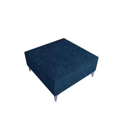 Pouf 70x91x69 cm azul