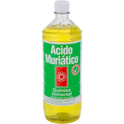 Ácido muriático 1 lt