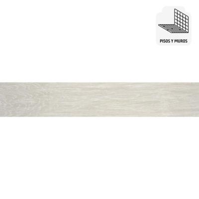 Porcelanato gris 15x90 cm 1,22 m2