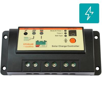 Regulador de Carga 20A 12/24V