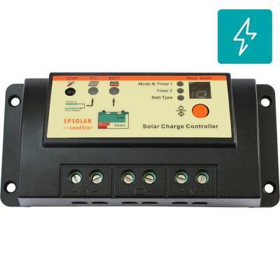 Regulador de Carga 10A 12/24V