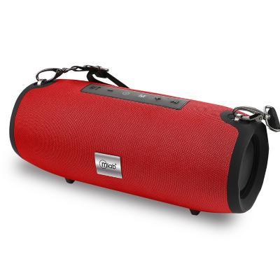 Parlante bluetooth IPX5 Big Spirit rojo