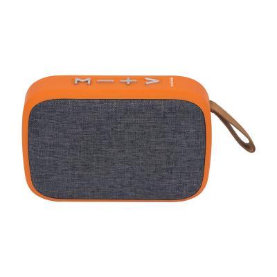 Mini parlante bluetooth 3w orange