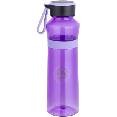 Botella violeta 450 ml tritan