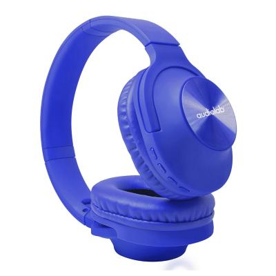 Audifono bluetooth dj / radio fm negro 973