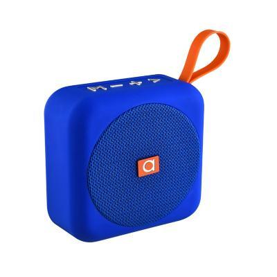 Parlante cubox bluetooth 5.0 azul