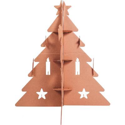 Mini árbol navidad 55x46 cm