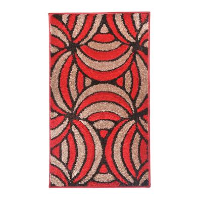 Alfombra pasillo sicodelico 60x200 cm multicolor
