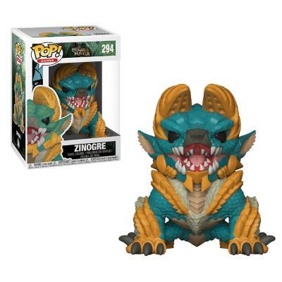 Figura Pop Monster Hunter Zinogre