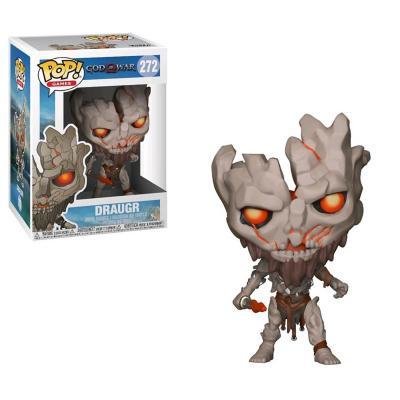 Figura Pop God Of War Draugr