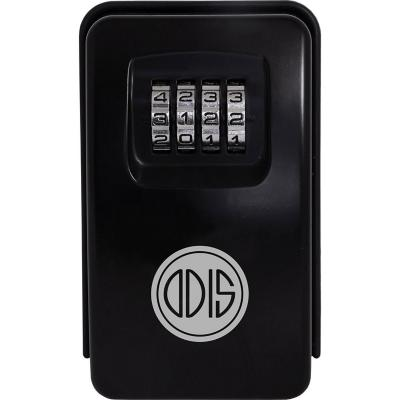 Caja guarda llaves odis 76 para muro Negro (SKLB-004)