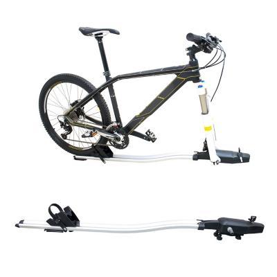 Porta bicicleta vision p/techo alum (horq + rueda)