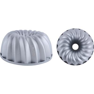 Molde aluminio 10 tazas clásico