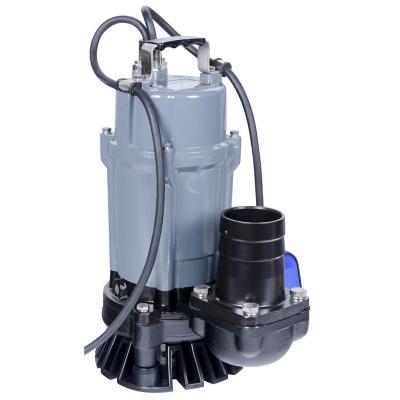Electrobomba sumergible agua sucia 1HP 300 l/min